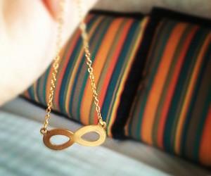 infinite, necklake, and sumbol image