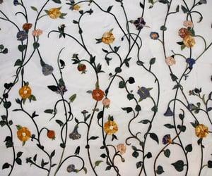 art, flower pattern, and pattern image