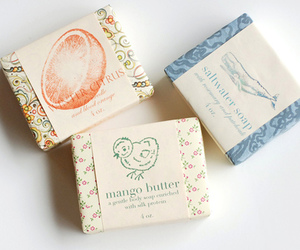 vintage and soap image