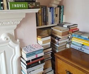 aesthetic, bibliophile, and novels image