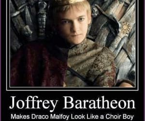 draco malfoy, got, and fun fact image