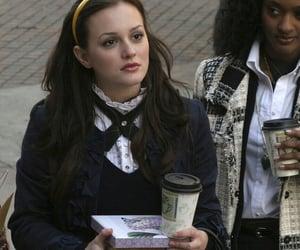 gossip girl, leighton meester, and blair waldorf image