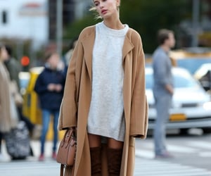 fashion, hailey baldwin, and model image