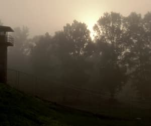 apocalypse, tv series, and mist image