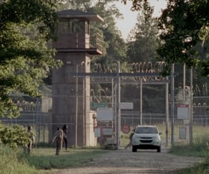 day, tv series, and prison image