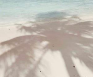 beach, escape, and ocean image