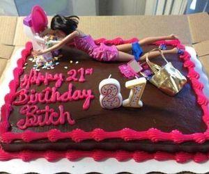 birthday, 21, and bitch image