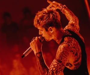 concert, gig, and rap image