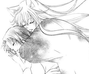 tomoe, manga, and kamisama kiss image