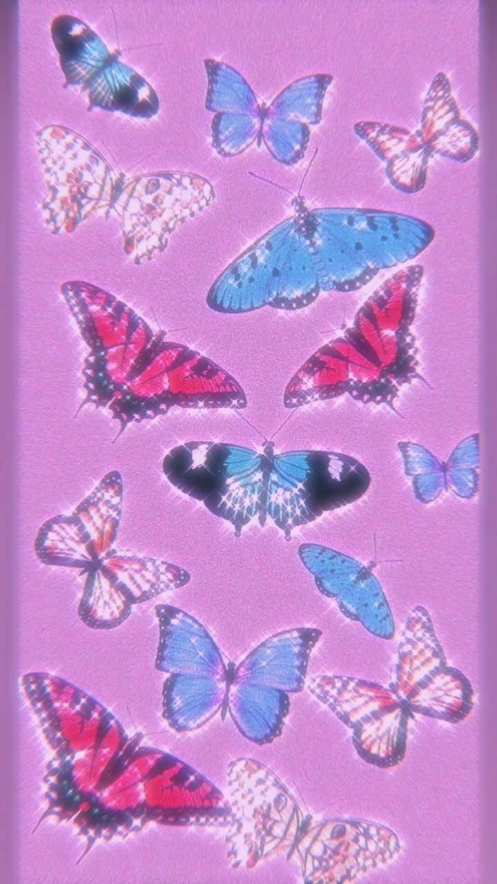 Aesthetic Butterfly Wallpaper Filtered By Me Happxiana