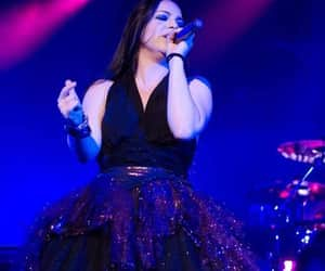 amy lee, evanescence, and famosos image