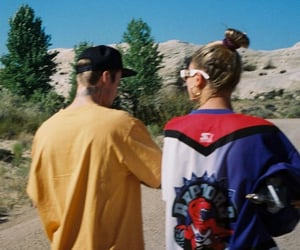 couple, nature, and justin bieber image