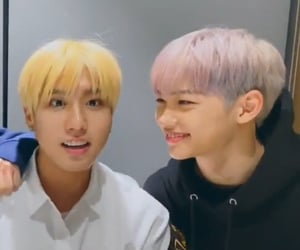 felix, kpop, and jisung image
