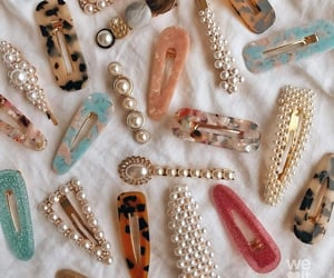 accessories, hair, and beauty image