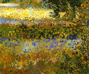 vincent van gogh, art, and painting image