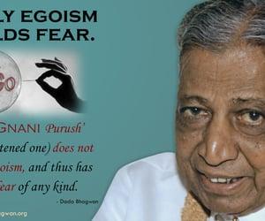 ego, egoism, and gnani purush image