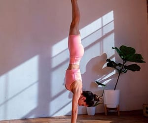 flexibility, model, and fitness image