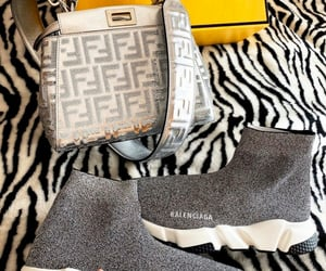 bag, Balenciaga, and brand image