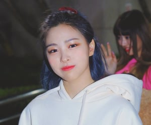 asian, itzy, and ryujin image