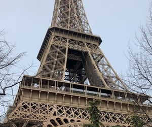 eiffel, history, and monument image