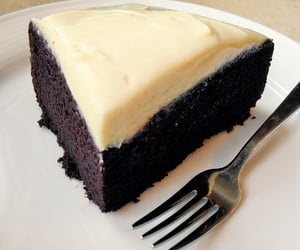 cake, cooking, and food image