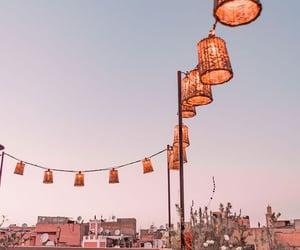 light and morocco image