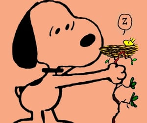 background, snoopy, and wallpaper image