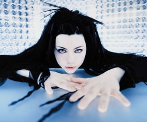 amy lee, evanescence, and fallen image