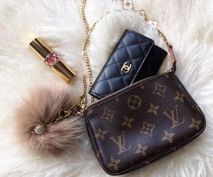 chanel, louis, and LV image
