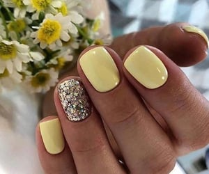 nails, fashion, and girls image