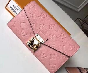 Louis Vuitton and wallets image