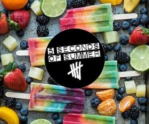 band, Logo, and 5secondsofsummer image