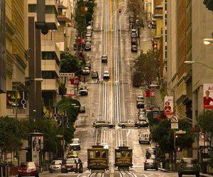 san francisco, city, and street image