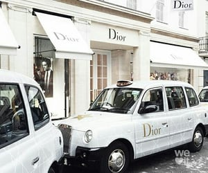 dior, car, and luxury image