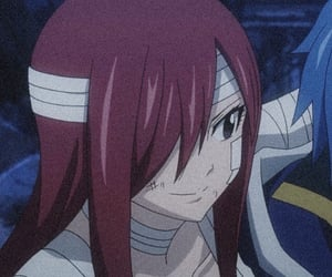 fairytail and erza scarlett image