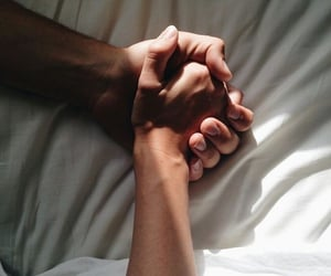 holding hands, Relationship, and romance image