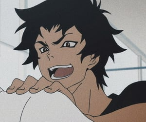 anime icons, matching icons, and devilman image