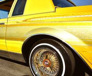 70s, cars, and lowrider image