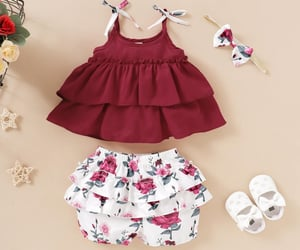 baby clothes, chic outwear, and cake design outwear image