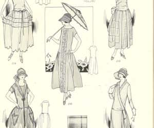 1920s, etsy, and tunic image