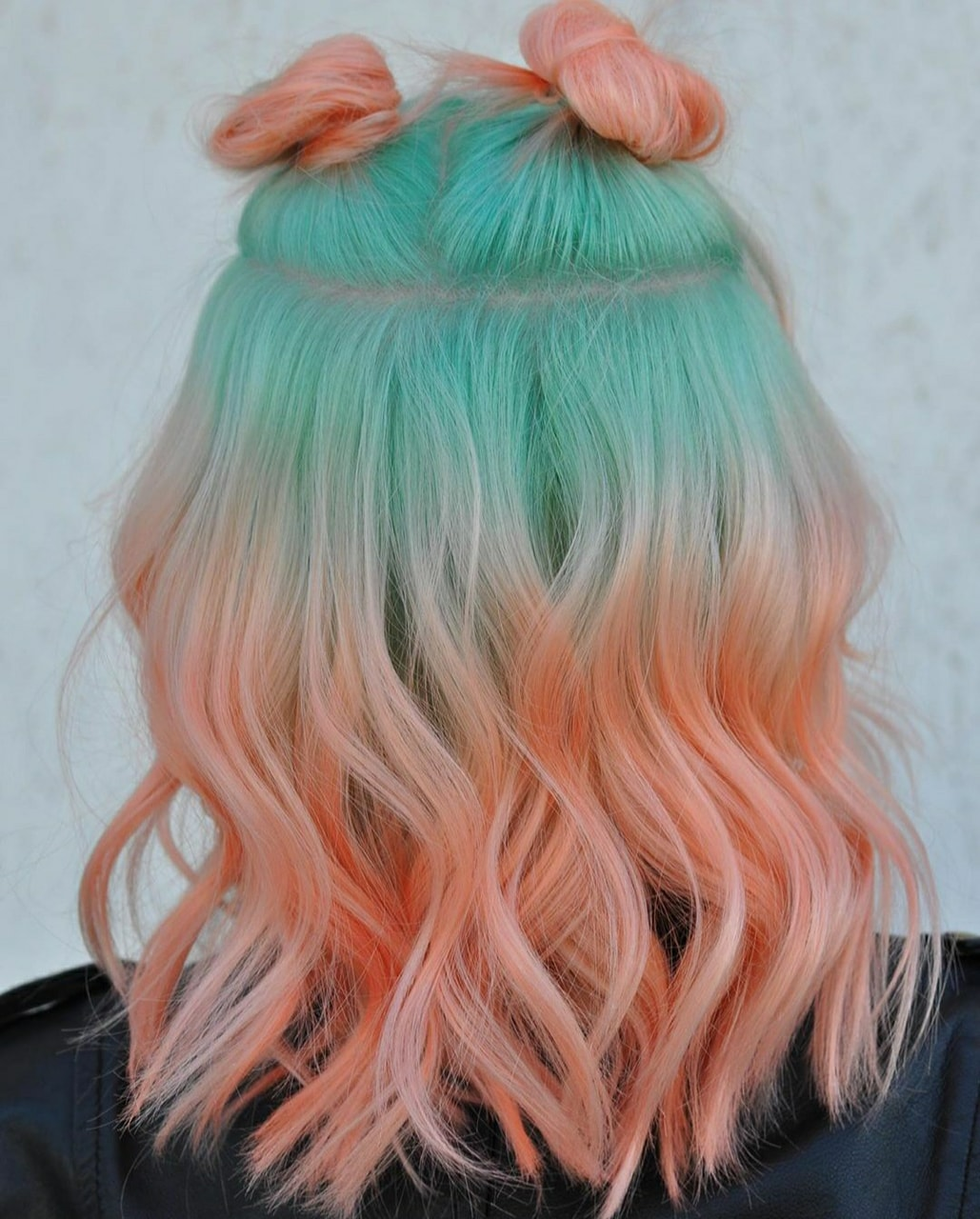 hair, beauty, and colors image
