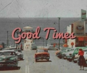 vintage, good times, and aesthetic image