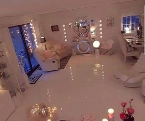 blanco, interiores, and lujos image