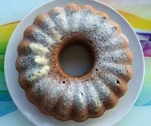 cake, kek, and homemade cake image