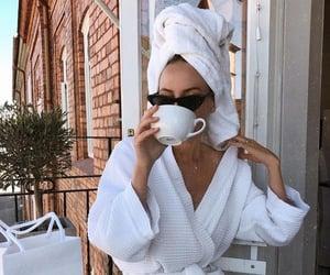 coffee, morning, and chloe image