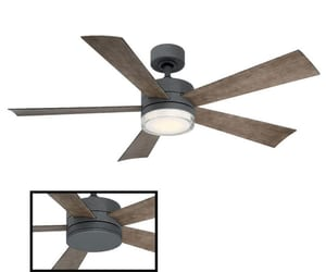 ceiling fans, unique ceiling fans, and modern ceiling fans image