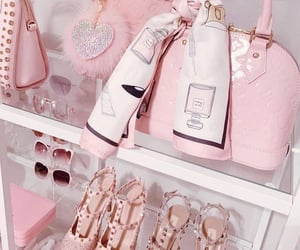 fashion, luxury, and pink image