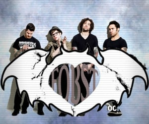 fall out boy, rock, and music image