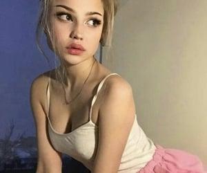 cosmetic, fashion, and lipstick image