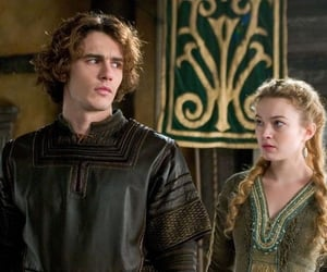 history, Isolde, and james franco image